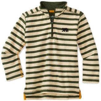 Hatley Boys 2-7 Kids Heavy Knit Mock Neck Expedition Sweater