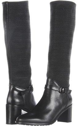 Aquatalia by Marvin K Orsay Boot (Black Calf) - Footwear