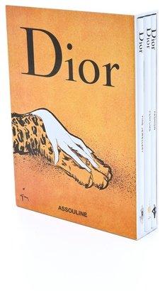 Christian Dior Books with Style Fashion, Jewelry, & Perfume Box Set