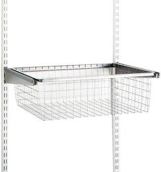 Elfa Hanging Drawer Solution Platinum