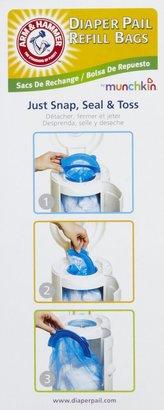 Munchkin Diaper Pail Refill Bags - 10 ct - 6 pk