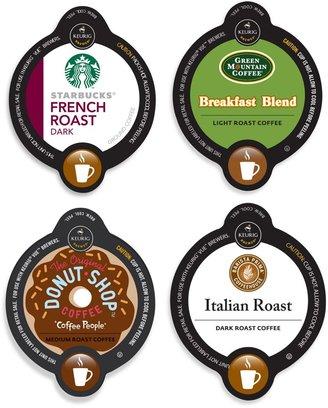 Keurig VueTM Single Serve Coffee Packs