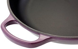 Le Creuset 10.25-in. Enameled Cast Iron Iron Handle Skillet, Cassis