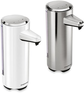 Simplehuman Rechargeable Bath Sensor Pump in Brushed Nickel