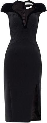 Altuzarra Tribeca panelled dress