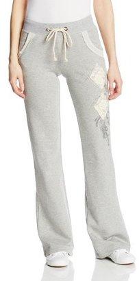 Miss Me Juniors Argyle Embellished Knit Pant