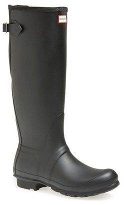 Women's Hunter Adjustable Calf Rain Boot $160 thestylecure.com