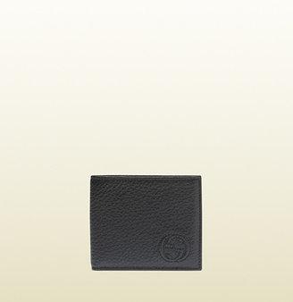 Gucci Soho Leather Bi-Fold Wallet