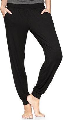 Gap Pure Body drop-waist pants