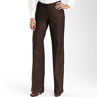 JCPenney Worthington® Stretch Cotton Classic Curvy-Fit Pants