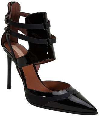 Reed Krakoff strappy pointed toe heel