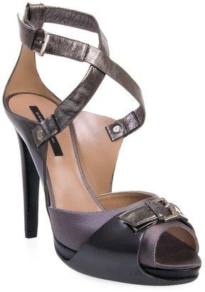 Diego Dolcini Metallic buckle sandal