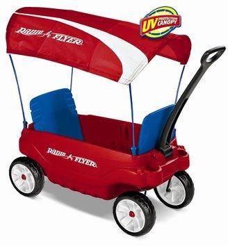 "Radio Flyer Ultimate Family 42"" Wagon"