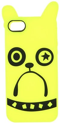 Marc by Marc Jacobs Pickles Phone Case for iPhone 5 (Fluoro Yellow) - Electronics