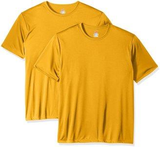 Hanes Men's Short Sleeve Cool DRI T-Shirt UPF 50+