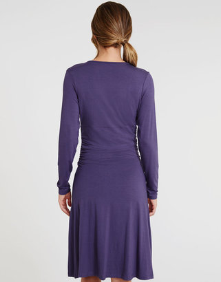 D&G Midnight Grace by figleaves.com Holly D-G Ruched Waist Dress