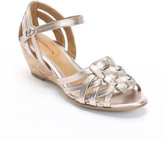 Croft & barrow ® wedge sandals - women
