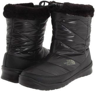 The North Face Skylla WP (Shiny Black/Black) - Footwear