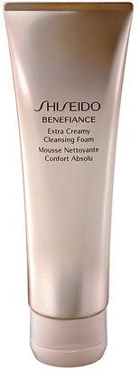 Shiseido Women's Benefiance Wrinkle Resist 24 Extra Creamy Cleansing Foam