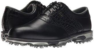 Foot Joy FootJoy DryJoys Tour (White/White Croc) Men's Golf Shoes
