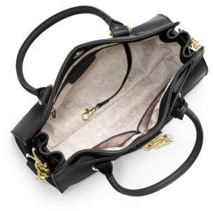 MICHAEL Michael Kors Hamilton Leather Satchel