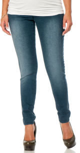 Motherhood Rewash Secret Fit Belly® 5 Pocket Skinny Leg Maternity Jeans