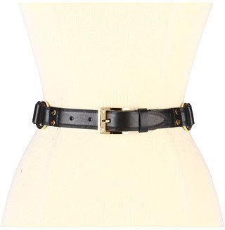 Rachel Zoe Multi D Ring Belt