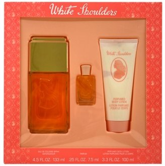 Evyan White Shoulders Gift Set for Women