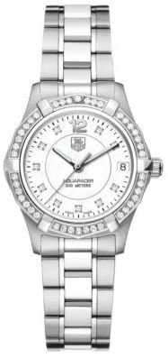 Tag Heuer Ladies' Aquaracer Diamond Oversized Face Watch