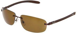 Ray-Ban 0rb8303 (Brown) - Eyewear