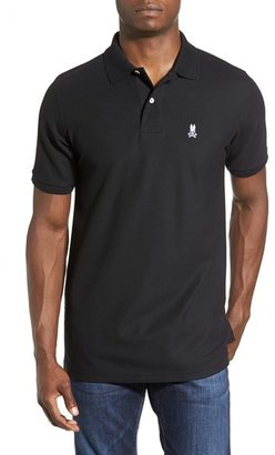 Men's Psycho Bunny The Classic Pique Knit Polo $85 thestylecure.com