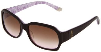 Juicy Couture Juicy 522/S (Expresso Pink/Pink Gray) - Eyewear