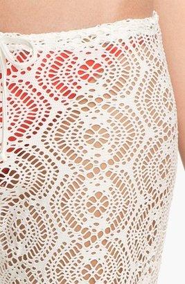 Becca Crochet Cover-Up Pants