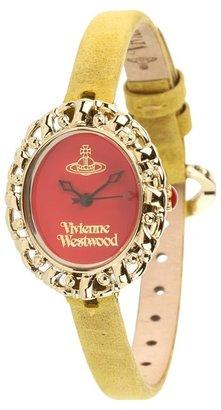 Vivienne Westwood VV005RDYL (Tan/Red) - Jewelry