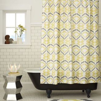 west elm Tali Printed Shower Curtain