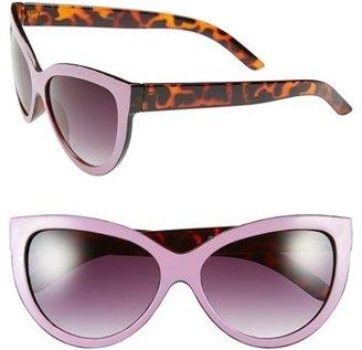A. J. Morgan A.J. Morgan 'Love Story' 57mm Cat Eye Sunglasses