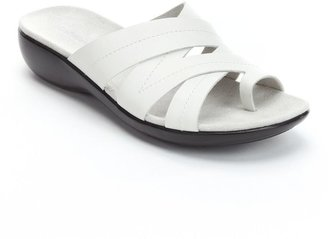 Croft & barrow ® thong sandals - women