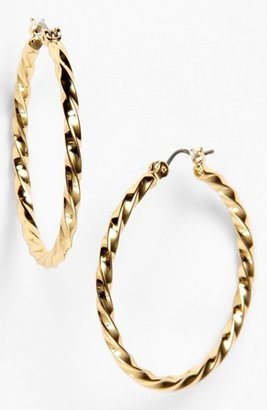 Nordstrom Small Twisted Hoop Earrings