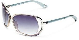 Shady Day Inc. Cutout Butterfly Sunglasses