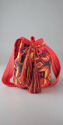 Wayuu Taya Foundation Susu Woven Bag