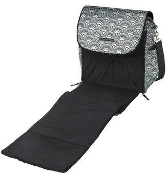 Petunia Pickle Bottom 'Boxy' Brocade Backpack Diaper Bag