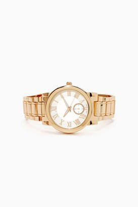 Nasty Gal Right On Time Watch