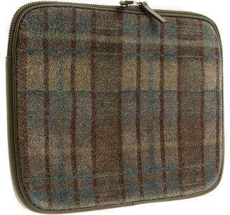 Lodis Maxwell Donald Technology Sleeve (Plaid) - Bags and Luggage