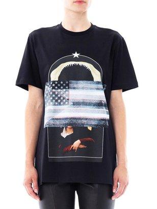 Givenchy Old print T-shirt