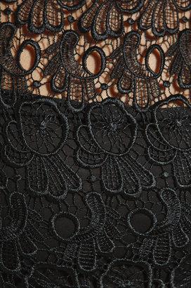 BB Dakota Morrow Lace Sheath Dress