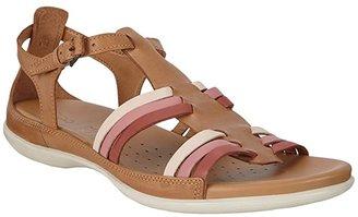 Ecco Flash Huarache Sandal (Cashmere Cow Nubuck) Women's Sandals