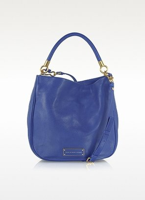 Marc by Marc Jacobs Too Hot To Handle Bauhaus Blue Hobo Bag