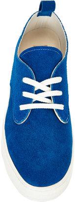 Corgi Buddy Low-Top Sneakers