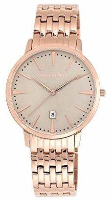 Vince Camuto Men's VC/1074LRRG The Associate -Tone Bracelet Watch