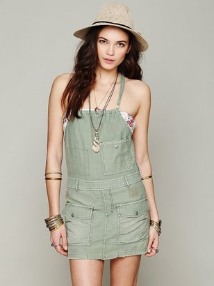Free People Military Utility Dress